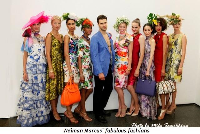 11 - Neiman Marcus' fabulous fashions