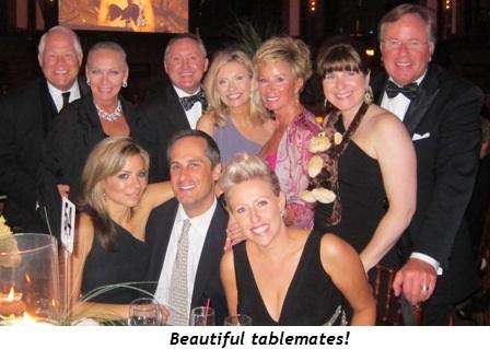 2 - Beautiful tablemates!