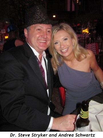 10 - Dr. Steve Stryker and Andrea Schwartz