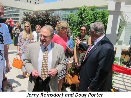 5 - Jerry Reinsdorf and Doug Porter