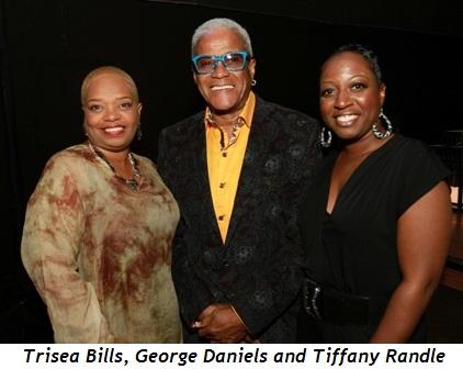 4 - Trisea Bills, George Daniels and Tiffany Randle