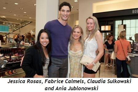 4 - Jessica Rosas, Fabrice Calmels, Claudia Sulkowski and Ania Jublonowski