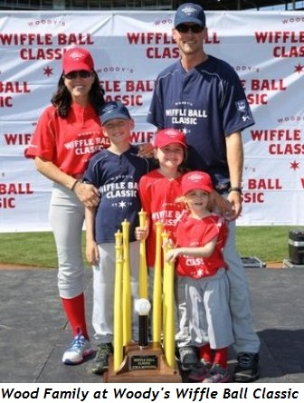 3 - Wood Family at Woody's Wiffle Ball Classic
