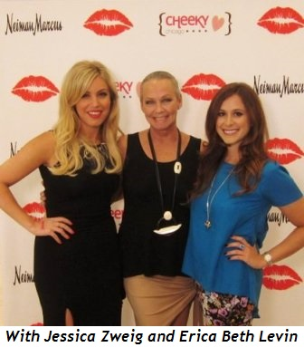 3 - With Jessica Zweig and Erica Beth Levin