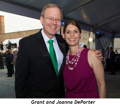 3 - Grant and Joanna DePorter