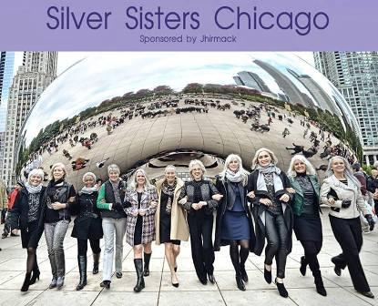 1 - Silver Sister Strut in Chicago