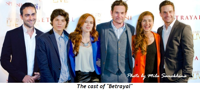 1 - Cast of Betrayal
