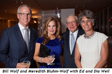 1 - Bill Wolf, Meredith Bluhm-Wolf, Ed and Dia Weil