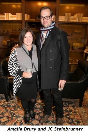 4 - Amalie Drury and JC Steinbrunner