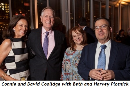 2 - Connie and David Coolidge, Beth and Harvey Plotnick