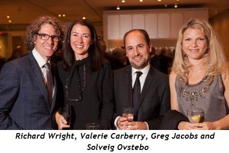 3 - Richard Wright, Valerie Carberry, Greg Jacobs, Solveig Ovstebo