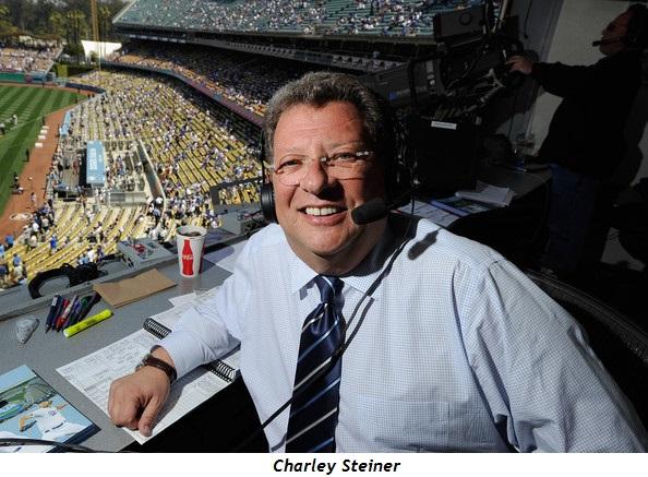 3 - Charley Steiner