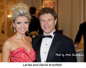 Larisa and David Kronfeld