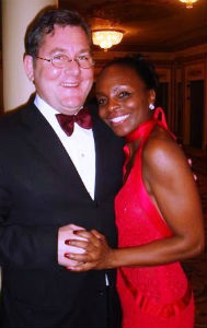 Charlie and Rochelle Trotter