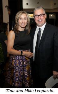 Tina and Mike Leopardo