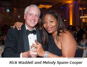 Rick Waddell and Melody Spann Cooper