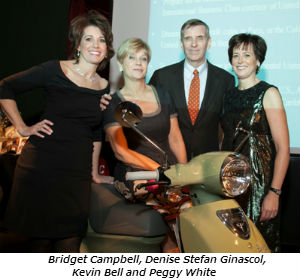 Bridget Campbell Denise Stefan Ginascol Kevin Bell and Peggy White