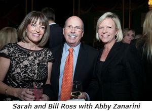 Sarah and Bill Ross with Abby Zanarini