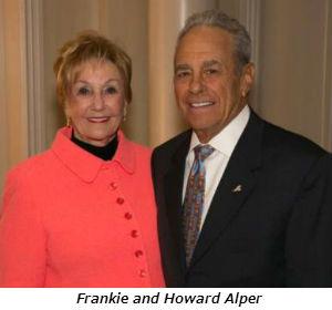 Frankie and Howard Alper