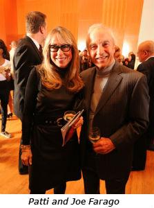 Patti and Joe Farago