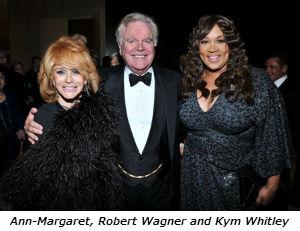 Ann-Margaret Robert Wagner and Kym Whitley