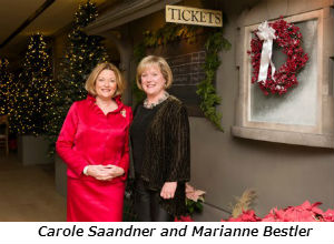 Carole sandner and marianne bestler