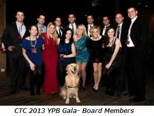 CTC 2013 YPB Gala- Board Members