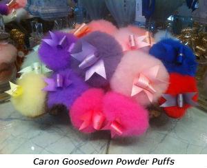 Caron Goosedown Powder Puffs