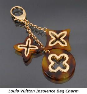 Louis Vuitton Insolence Bag Charm (2)