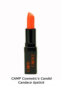 CAMP Cosmetic's Candid Candace lipstick