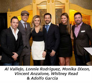Al Vallejo Lonnie Rodriguez Monika Dixon Vincent Anzalone Whitney Read and Adolfo Garcia