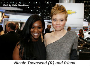 Nicole Townsend R and friend