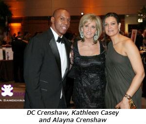 DC Crenshaw Kathleen Casey and Alayna Crenshaw