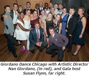 GDC 51st Gala Company and Flynns 032914