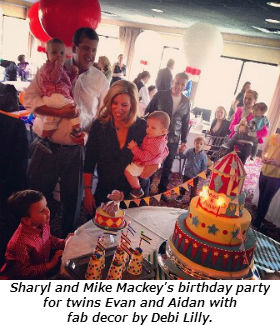 Sharyl Mackey BD party for kids