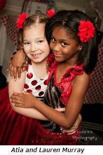 Atia & Lauren Murray