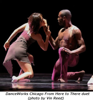 DanceWorks Chicago_From Here to There duet_photo by Vin Reed