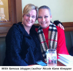 With famous blogger-author Nicole Kane Knepper