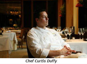 Chef Curtis Duffy