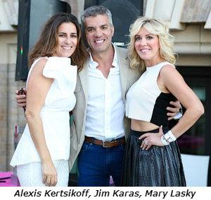 Alexis Kertsikoff Jim Karas Mary Lasky