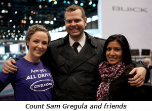 Count Sam Gregula and friends