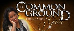 Common Ground Gala invite