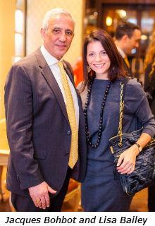 Jacques Bohbot and Lisa Bailey