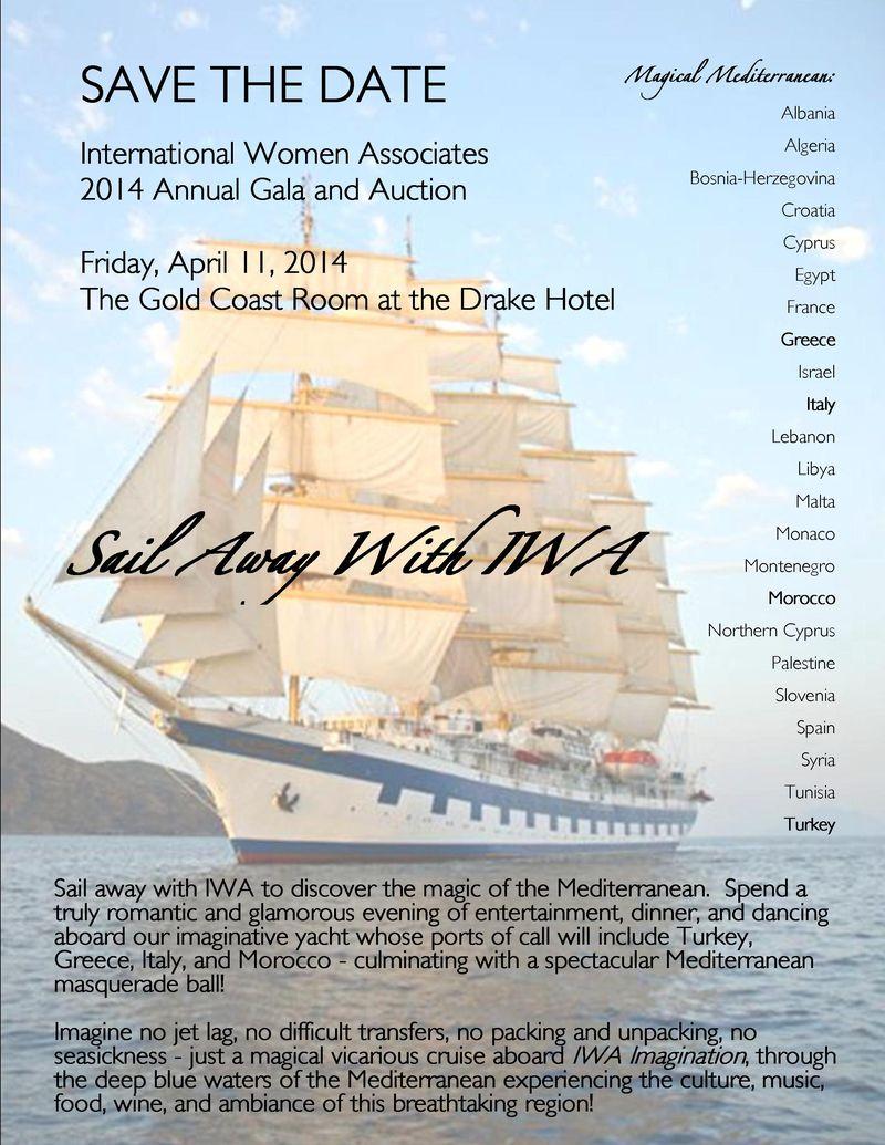 IWA invite