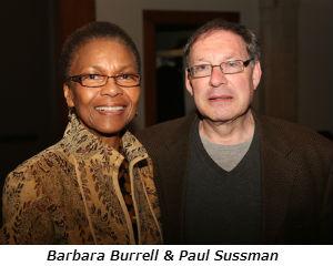 Barbara Burrell & Paul Sussman
