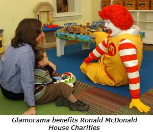 Glamorama benefits Ronald McDonald House Charities