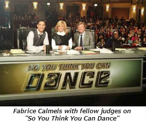 Fabrice on So You Think You Can Dance 6-14