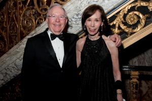 Ken Norgan and Helpful Helen Melchior