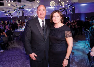 2016 co-chairs Jim and Diana Skogsberg.