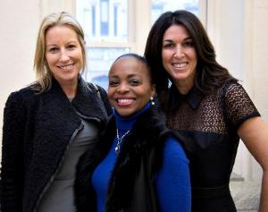 Denise Dayan, Rochelle Trotter, Michelle Segman